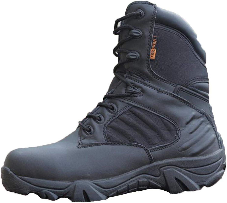 Tactical Boots Outdoor Equipment Climbing Zip Laces Trekking Hiking shoes