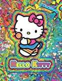 Hello Kitty Coloring Book: An A4 110 Pages Coloring Book For Kids & Friends To Enjoy - Exclusive Artistic Illustrations for Girls of All Ages - Mini Pusheen