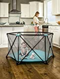 Regalo My Portable Play Yard Indoor and Outdoor, Bonus Kit,...