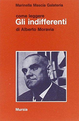 Come leggere «Gli indifferenti» di Alberto Moravia