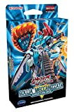 YU-GI-OH!- Trading Card Game Structure Deck Follia Mecanizada, Color Azul, MECHANIZED Mad