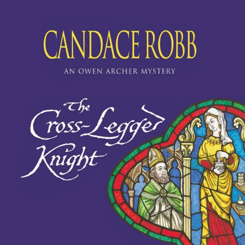 The Cross Legged Knight audiobook cover art