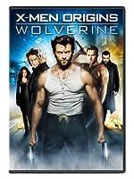X-MEN ORIGINS: WOLVERINE / (AC3 DOL RPKG WS)(北米版)(リージョンコード1)[DVD][Import]