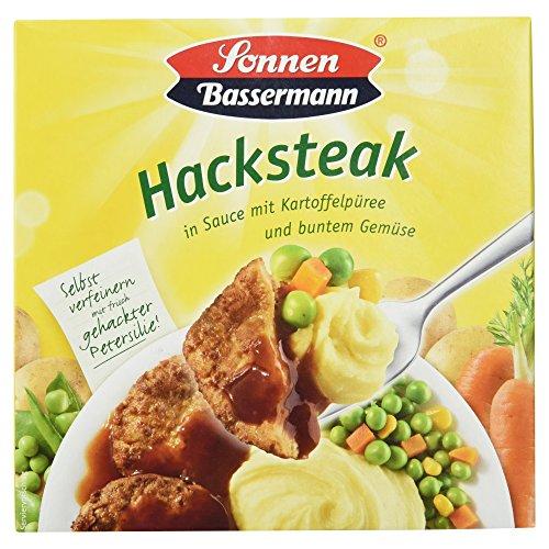 Sonnen Bassermann Hacksteaks, 7er Pack (7 x 480 g)
