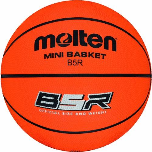 Molten - Pallone da Basket, Colore: Arancione