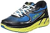 CMP Lyra Maxi, Zapatillas de Running para Asfalto Hombre, (Cyano-Nero-Yellow 29mc), 42 EU