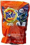 Tide 4 In 1 Pods Plus Febreze Laundry Detergent Packs, Botanical Rain, 30