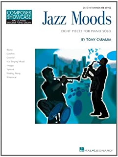 Jazz Moods - 8 Pieces for Piano Solo