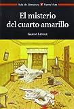 El Misterio del Cuarto Amarillo (Aula de Literatura) - 9788431649739