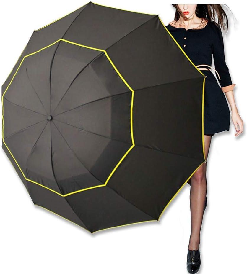 Voigoo 130cm Many popular brands Big Umbrella Ranking integrated 1st place Men Woman Rain Paragua Large Windproof