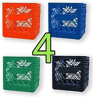 Super CRATES 4 Pack Mixed Colors