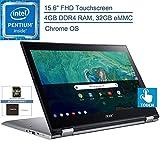 Compare Dell Inspiron 14 5481 (na) vs Acer Chromebook Spin 15 (Chromebook Spin 15)