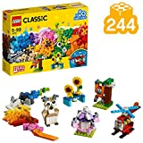 LEGO Classic - Ladrillos y Engranajes, Juguete de Construcción Creativo y Educativo para Niñas y Niños de más de 5 Años (10712)