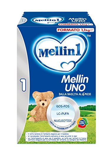Mellin 1 Latte in Polvere per Lattanti - 3...