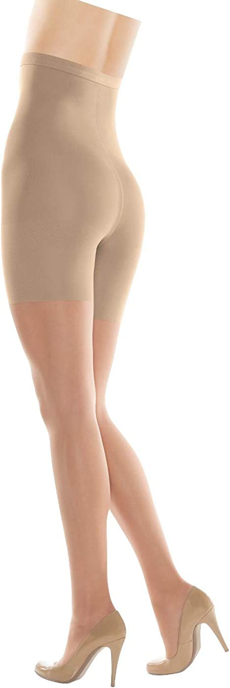 Spanx Assets Shaping Pantyhose Super Tummy Control Sheers by Sara Blakely - 1181