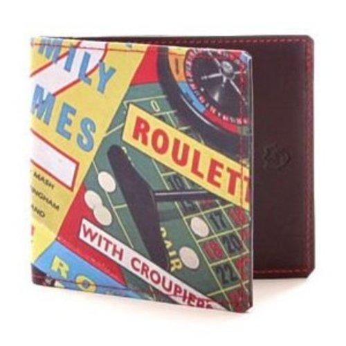Cockring Bangers und Mash Wallet BILL Fold & Kreditkarte Geldbörse Gr. Einheitsgröße, braun
