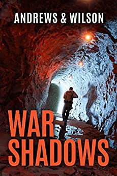 War Shadows (Tier One Thrillers Book 2) by [Jeffrey Wilson, Brian Andrews]