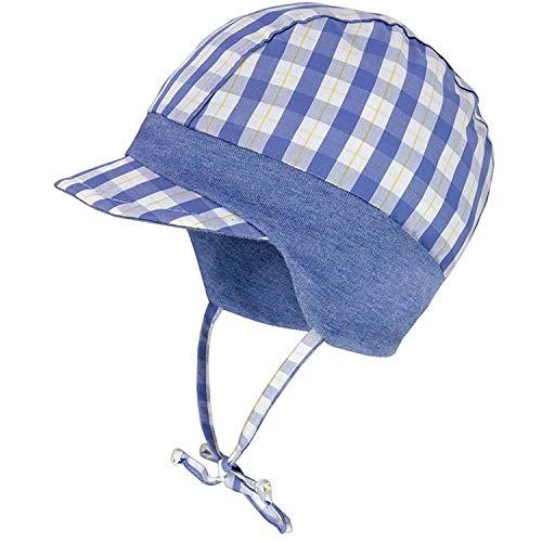 maximo Schirmmütze Karo