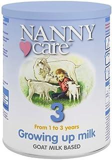 Nannycare納尼凱爾嬰幼兒Goat Milk 400克