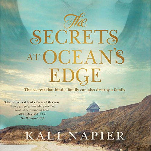 The Secrets at Ocean's Edge audiobook cover art