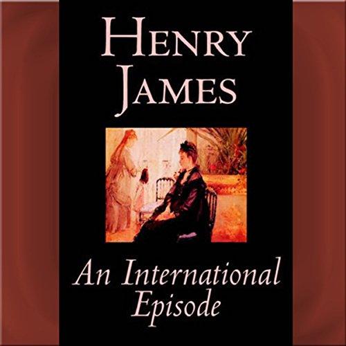 An International Episode audiobook cover art