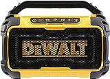 DEWALT DCR011-XJ - Altavoz Bluetooth XR sin batería/cargador
