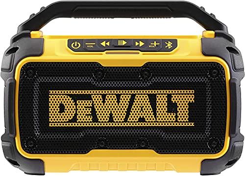 Dewalt DCR011-XJ 10.8V / 18V / 54V Bluetooth Speaker, 18 V