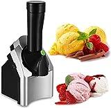 Fabricante de helados de frutas Máquina de helado delicioso automático de helados extremadamente ligero y ahorro de energía Uso portátil Máquina de yogur de frutas