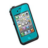 MOBPROOF The Fashional Color Waterproof Case for Iphone 4/4s Teal