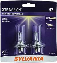 SYLVANIA H7XV.BP2 XtraVision Halogen Headlight Bulb, (Contains 2 Bulbs)