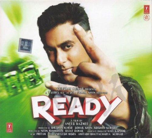 Ready (2011) (Salman Khan / Hindi Music / Bollywood Songs / Film Soundtrack / Indian Music CD)