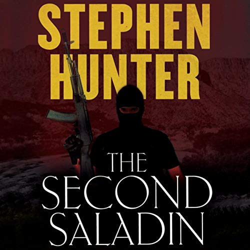 The Second Saladin Audiobook By Stephen Hunter cover art
