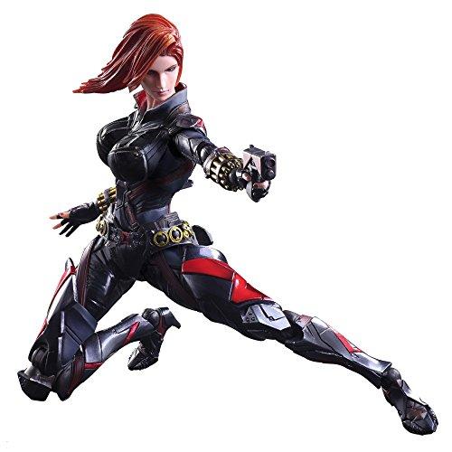 Inconnu Marvel Comics Variant - Black Widow Play Arts Kai - 26cm
