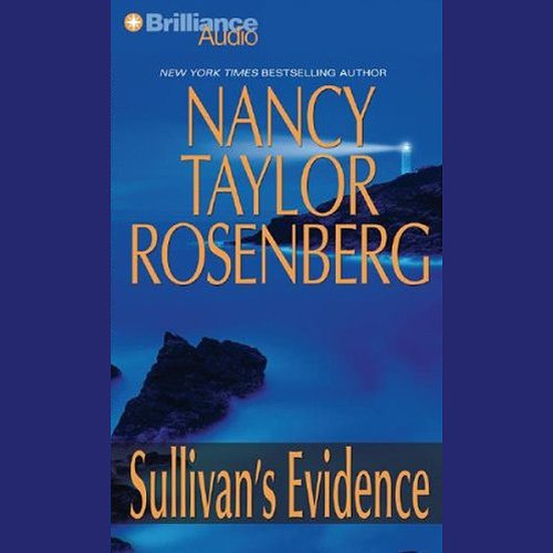 Sullivan's Evidence audiobook cover art