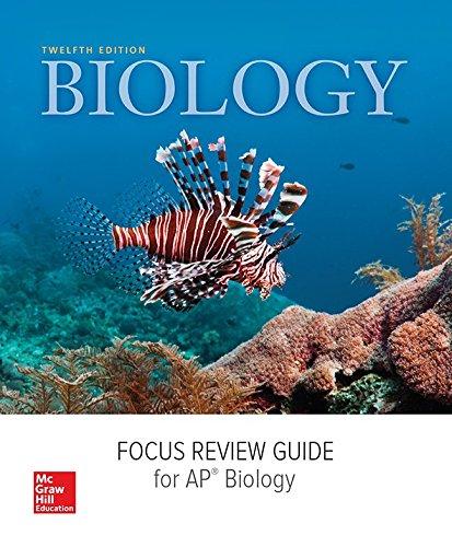 Mader, Biology, 2016, 12e (Reinforced Binding) AP Focus Review Guide (AP BIOLOGY MADER)