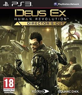 Deus Ex: Human Revolution - Director's Cut (PS3) (B00FB3UPBK) | Amazon price tracker / tracking, Amazon price history charts, Amazon price watches, Amazon price drop alerts