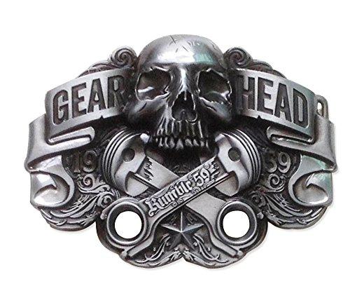 Choppershop Thunder cat Metal belt buckle
