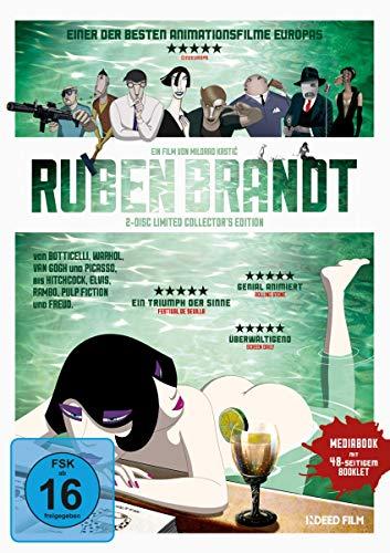 Ruben Brandt - Limited 2-Disc Mediabook (+ DVD) [Blu-ray]