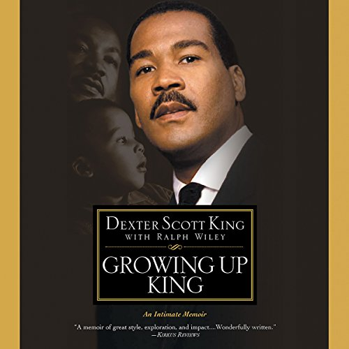 Growing Up King audiobook cover art