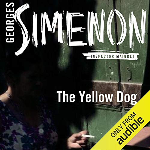 Couverture de The Yellow Dog