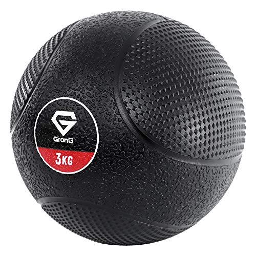 GronG(グロング) メディシンボール ハード 3kg