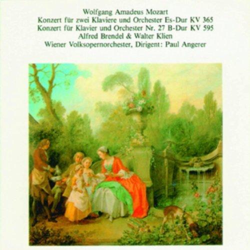 Klavierkonzert für Klavier und Orchester Nr. 27 in B-Dur, KV 595: 2. Satz