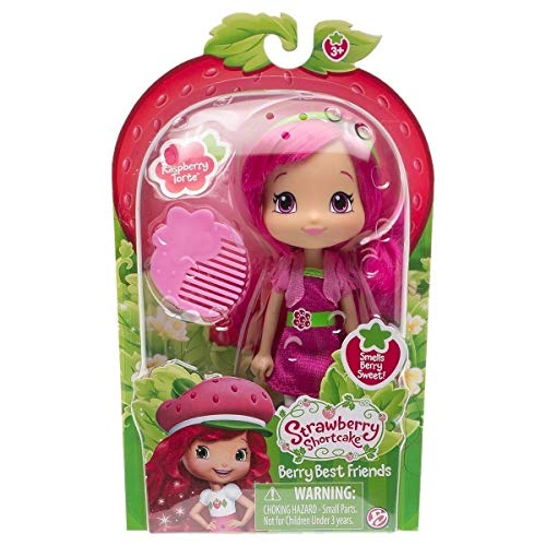 The Bridge Strawberry Shortcake Berry Best Friends Doll - Raspberry Torte