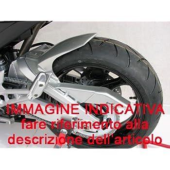 Ermax Garde-boue arri/ère pour MT07 2014 Blanc mat