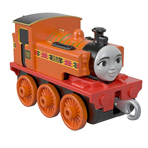 Fisher-Price Thomas & Friends Adventures, Small Push Along, Nia -  FXX02