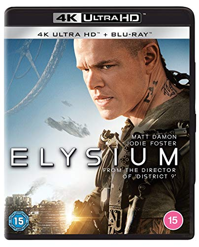 Elysium [Blu-ray] [2013]