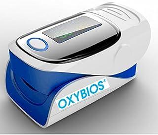DEDO Pulso Oxímetro azul