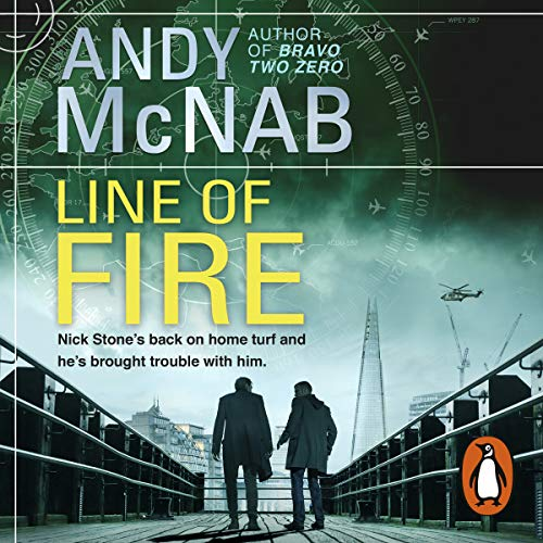 Line of Fire cover art