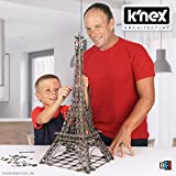 K'NEX Architecture: Eiffel Tower - Build IT Big - Collectible Building Set for Adults & Kids 9+ - New - 1,462 Pieces - 2 1/2 Feet Tall - (Amazon Exclusive)