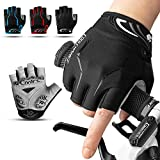 Cool Change Cycling Gloves Mountain Bike Gloves SBR Padded Shockproof | Anti- Slip | Breathable...